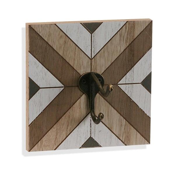 Cârlig de perete cu suport lemn VERSA Geo