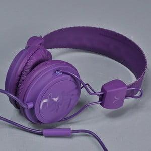Sluchátka Matte Conga Purple