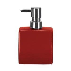 Dávkovač mýdla Flash, červený