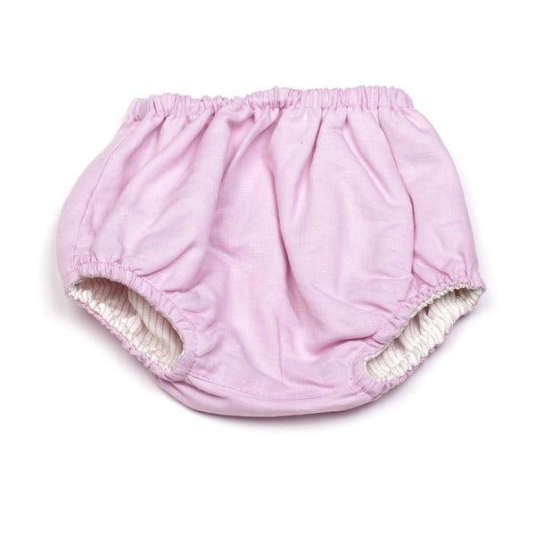 Oboustranné kalhotky na plenky Pink Diaper, od 18 do 24 měsíců