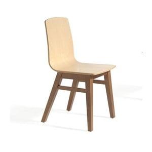 Masivní židle Ángel Cerdá Zenaida