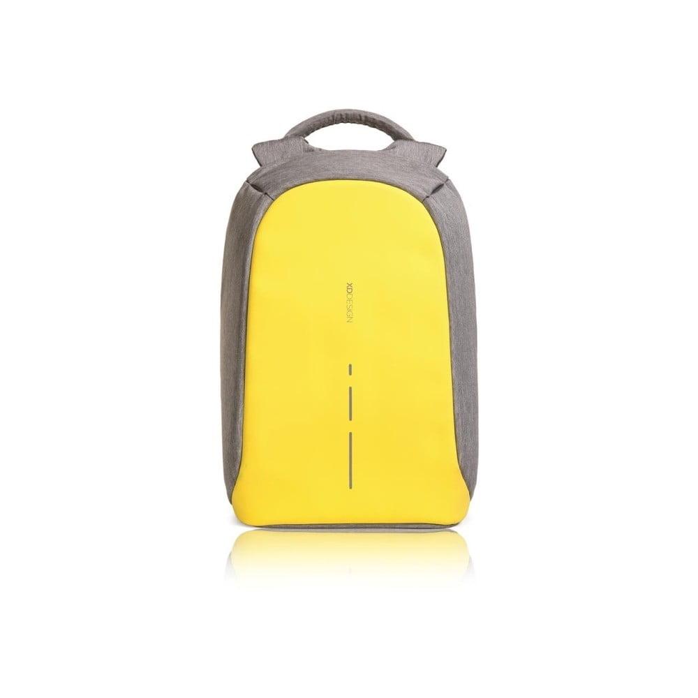 Žlutý bezpečnostní batoh XD Design Bobby Compact 9f5da2d8bd