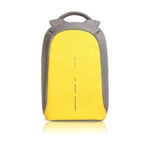 Žlutý bezpečnostní batoh XDDesign Bobby Compact