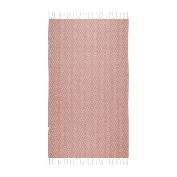 Prosop hammam Orient Pink, 95x175 cm