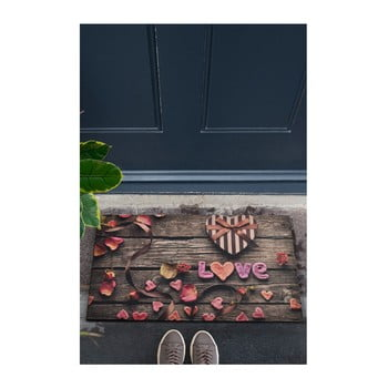 Covoraș intrare Romantic, 70 x 45 cm imagine