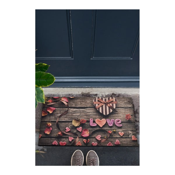 Wycieraczka Romantic, 70x45 cm