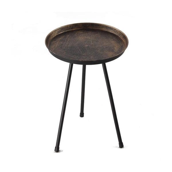 Kávový stolek Brass
