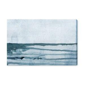 Obraz Oliver Gal Washed Waves, 60x40cm