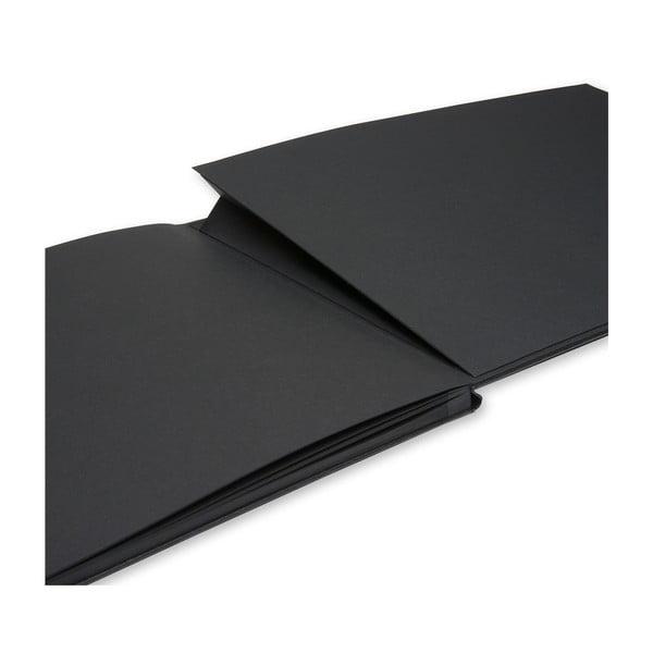 Černé album Moleskine A4