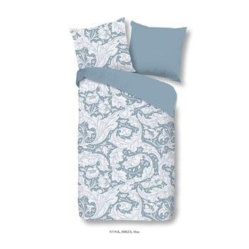 Lenjerie de pat din bumbac satinat Descanso Risso, 140 x 200 cm de la Descanso