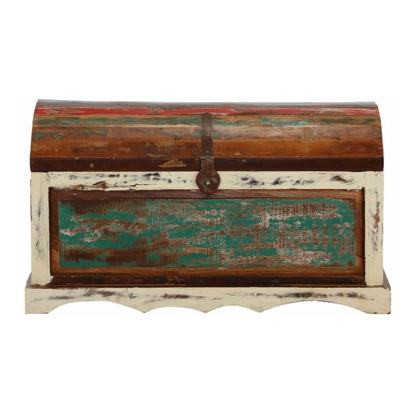 Úložná truhla z exotických dřev Støraa Garza