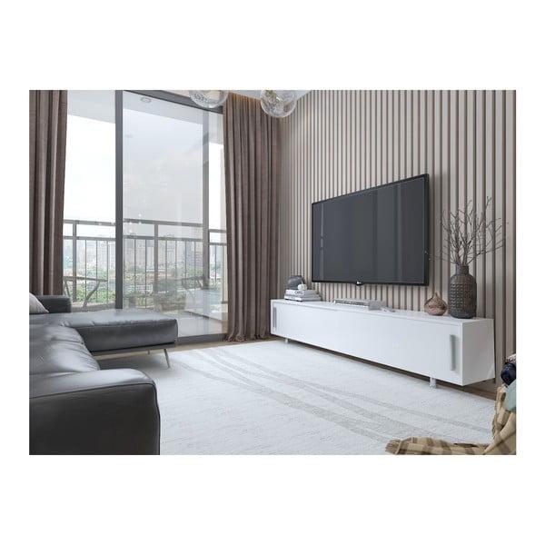 Bílý TV stolek Nehi White