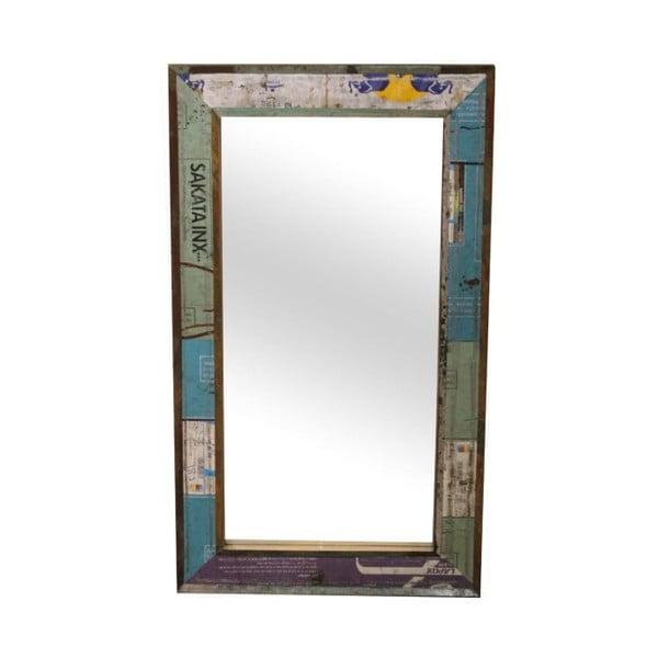 Dřevěné zrcadlo Støraa Glenn