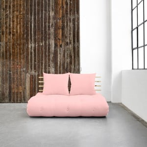 Variabilní pohovka Karup Shin Sano Natural/Pink Peonie