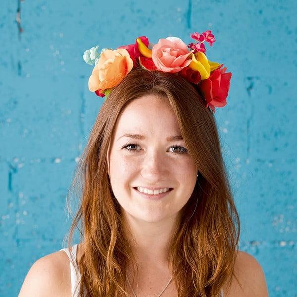 Květinová čelenka do vlasů Talking Tables Fiesta