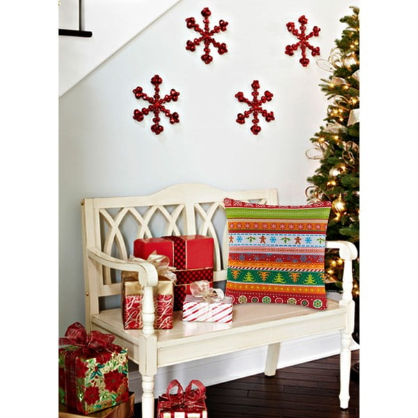 Povlak na polštář Christmas V3, 45 x 45 cm