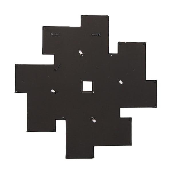 Sada dvanácti rámečků, černá