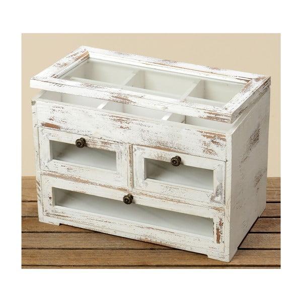 Dřevěná krabička Ivana