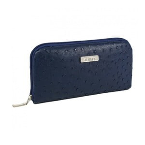 Tmavě modrá peněženka Dara bags Wally No.4