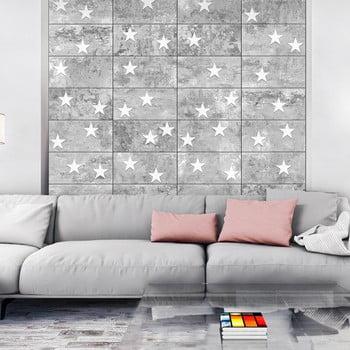 Tapet Rola Artgeist Stars On Concrete, 0,5 X 10 M