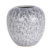 Vază din ceramică A Simple Mess Yst, ⌀ 18,5 cm, gri