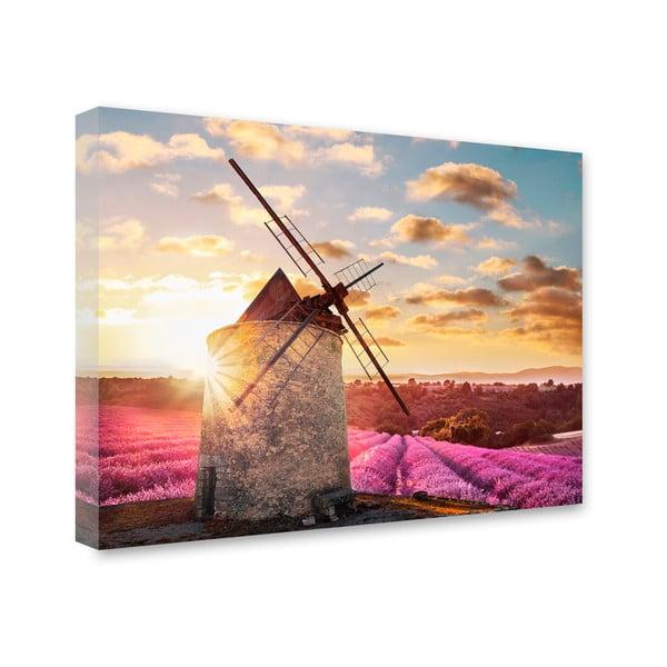 Obraz na plátně Styler Windmill, 115 x 87 cm