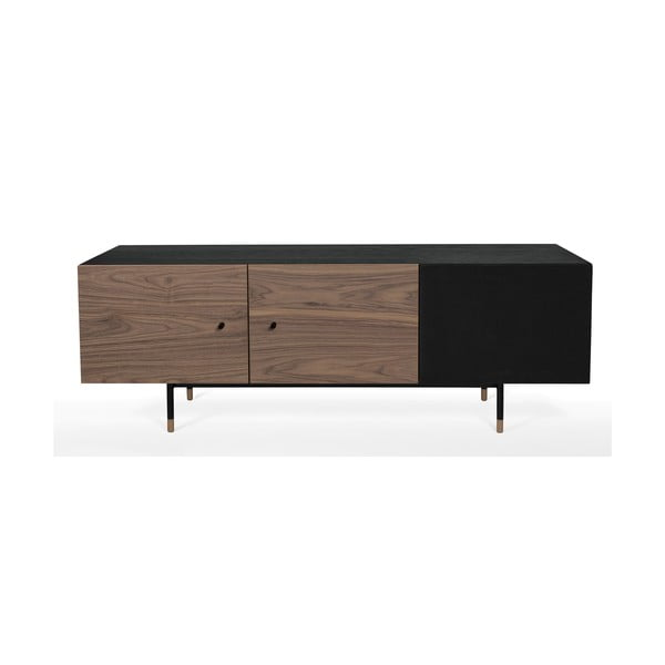 TV stolek Woodman Jugent Unit Walnut