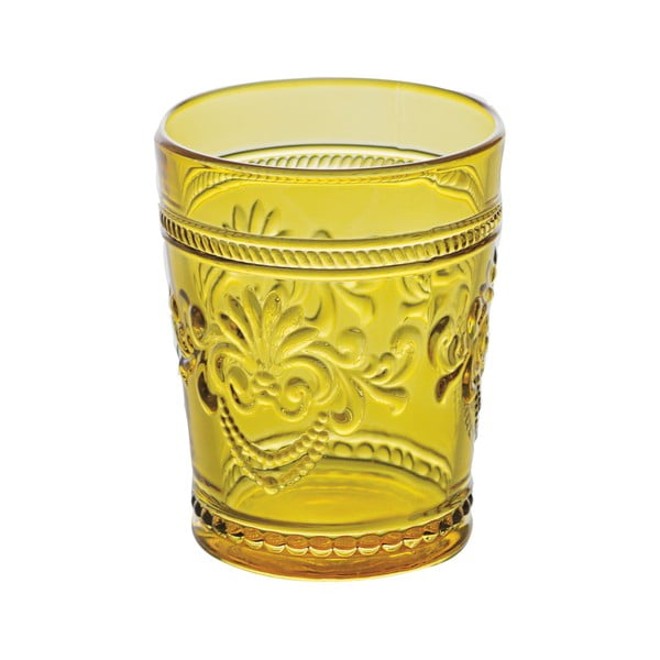 Set 6 ks sklenic Fade Ambra Florence