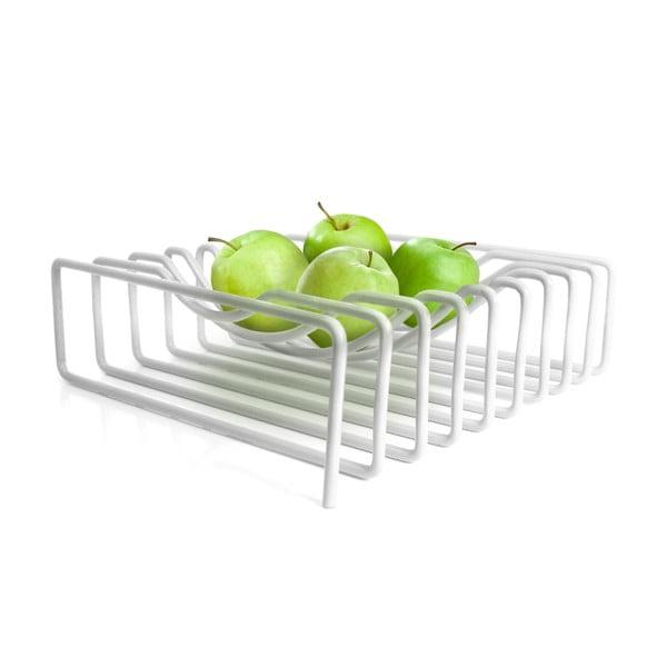 Mísa na ovoce Wire Fruit, bílá
