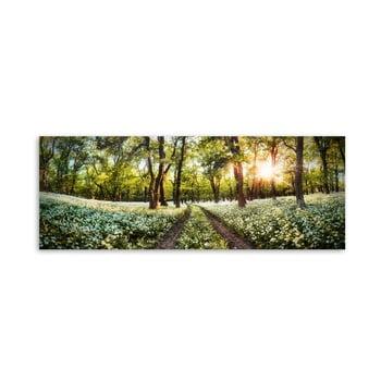 Tablou imprimat pe pânză Styler Spring, 150 x 60 cm