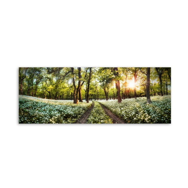 Obraz na płótnie Styler Spring, 150x60 cm