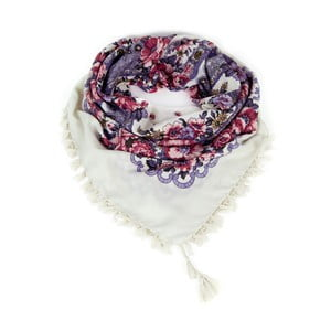 Šátek Oura White