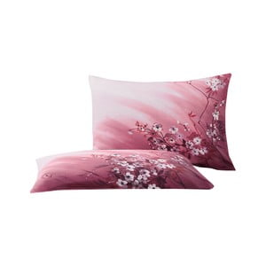 Sada 2 povlaků na polštář z bavlny Bella Maison Rosa,50x70cm