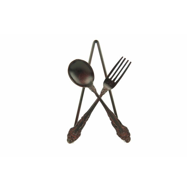 Kovový stojan na kuchársku knihu Antic Line Dona