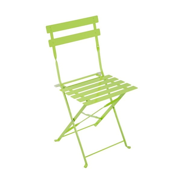 Skládací židle Avila Green, 77x45x40 cm