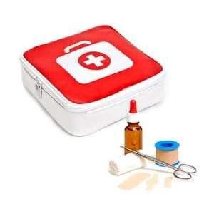 Cestovní pouzdro na léky Pop App