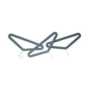 Šedý věšák PT Hangers