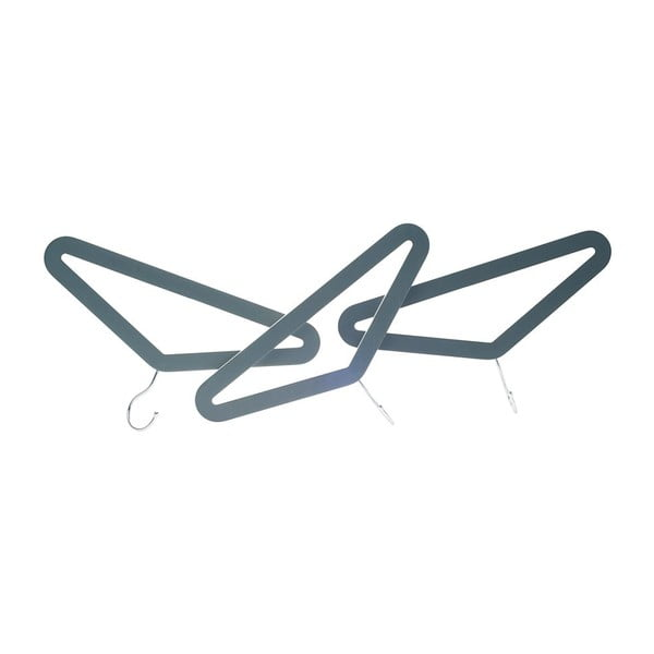 Věšák Hangers Grey