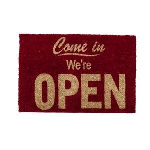 Rohožka Novita We Are Open