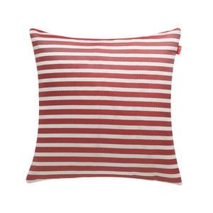 Povlak na polštář Striped Red, 38x38 cm