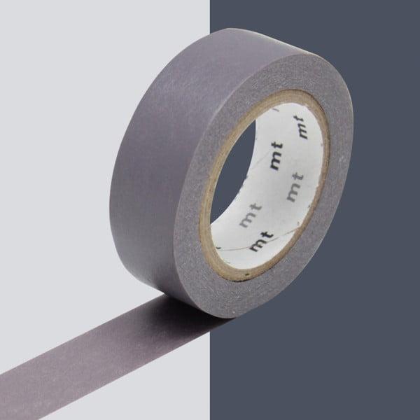 Šedofialová washi páska MT Masking Tape Uni