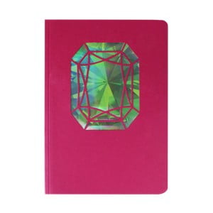 Jurnal A6 Portico Designs Emerald Birthstone 160 file