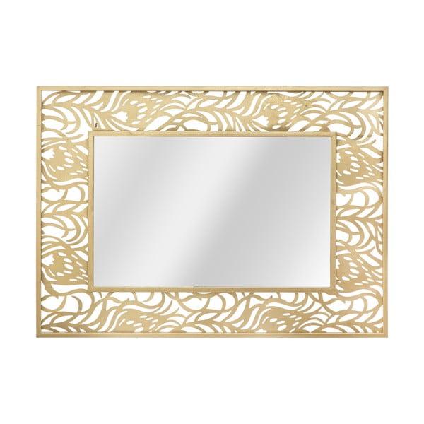 Nástenné obdĺžnikové zrkadlo Mauro Ferretti Glam, 81 × 73 cm