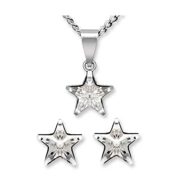 Set náušnic a náhrdelníku Estrella