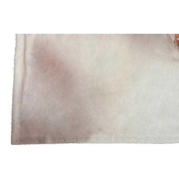 Pléd Squirrel Velvet, 140x160 cm