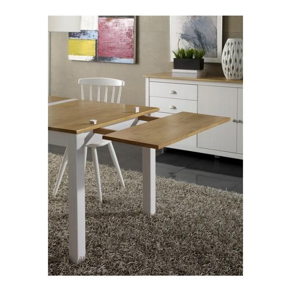 Přídavná deska k jídelnímu stolu z masivního borovicového dřeva Marckeric Jade