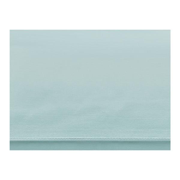 Mátově zelené bavlněné povlečení na dvoulůžko Mumla, 200x220cm