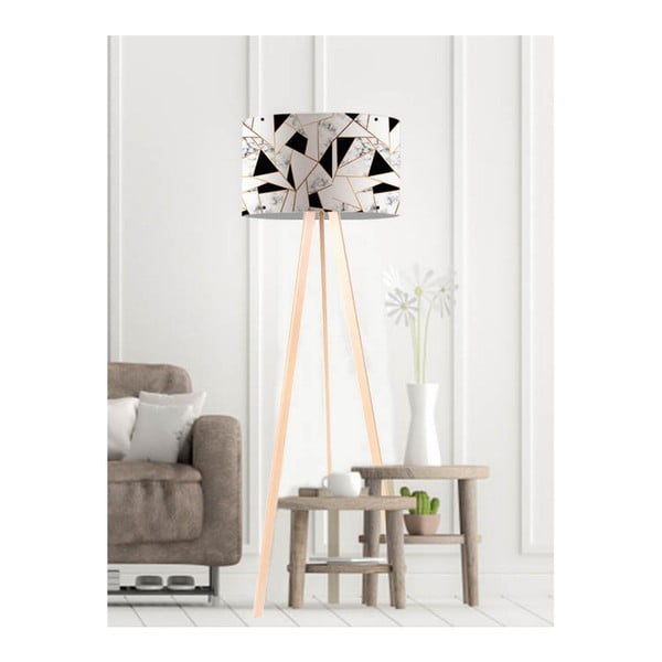 Stojací lampa Geometrics