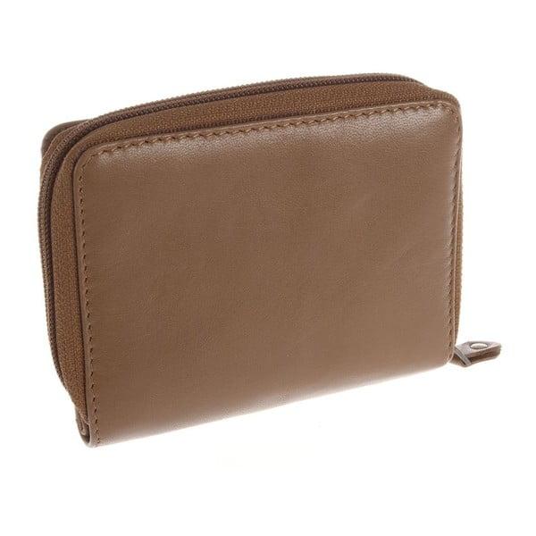 Kožená peněženka Opal Biscuit
