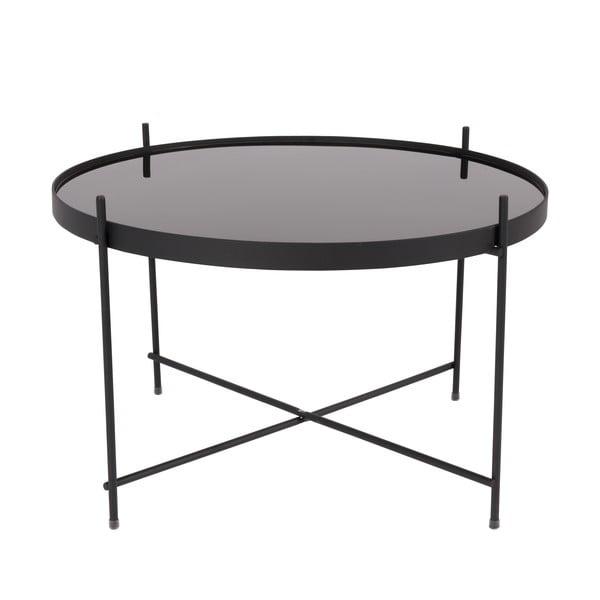 Cupid fekete dohányzóasztal - Zuiver